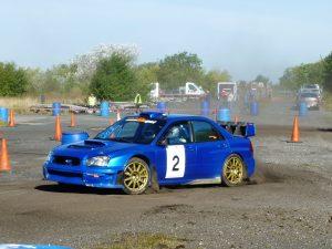 Chris Ford Phil Caulton Subaru Impreza